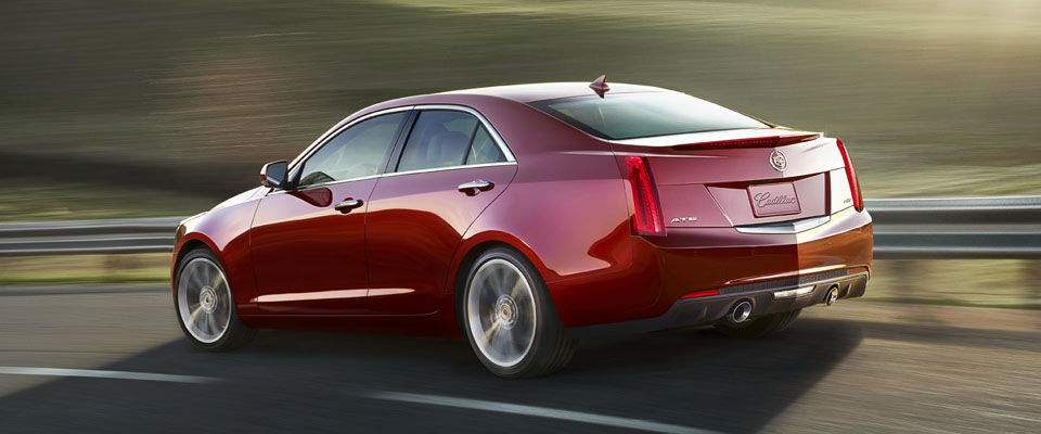 What Are Cadillac ATS Brembo Brakes?