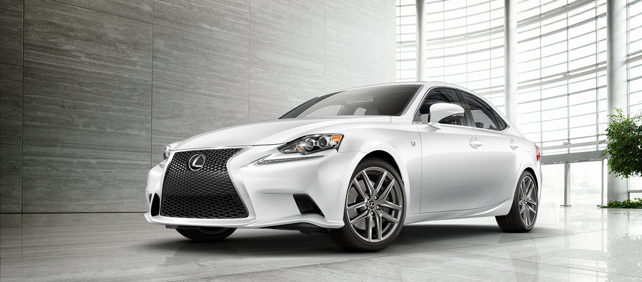 What Is The Lexus F SPORT Package?