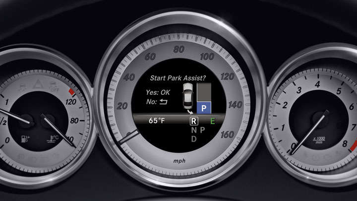 What Is Mercedes Active Parking Assist?