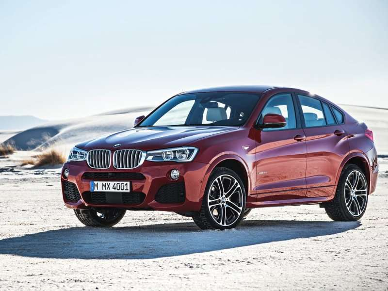 BMW Announces The 2015 X4