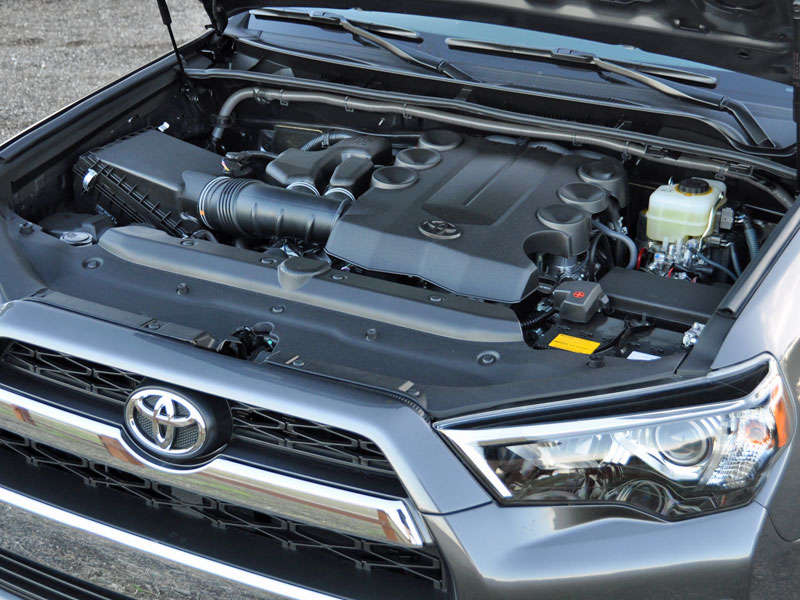 2014 Toyota 4Runner Road Test And Review: Engines And Fuel Economy