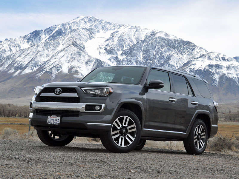 2014 Toyota 4Runner Road Test And Review: Models And Prices