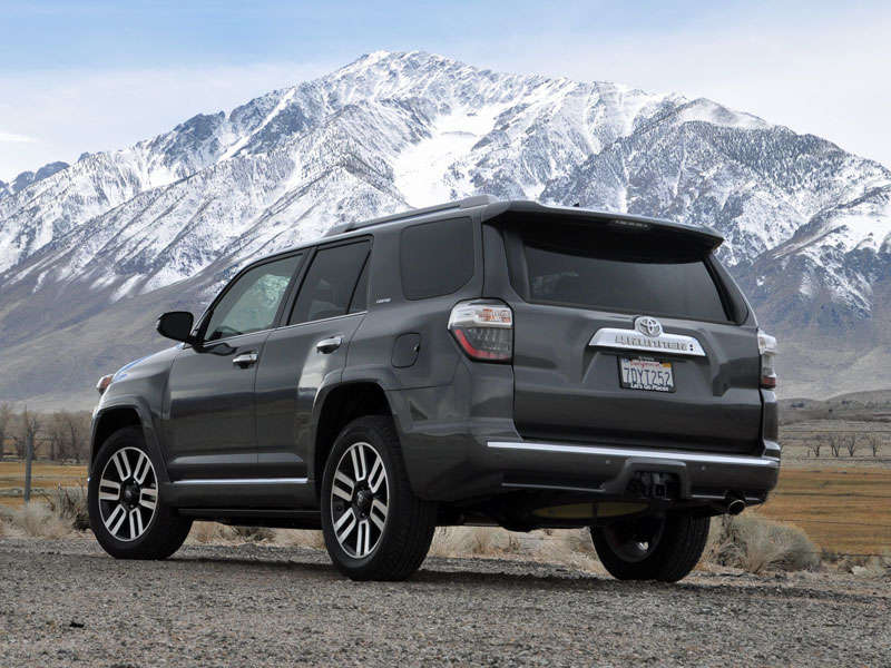 2014 Toyota 4runner Road Test And Review Autobytel Com