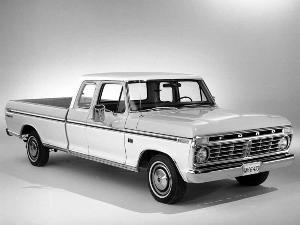 A History of the Ford F-150 in Photos