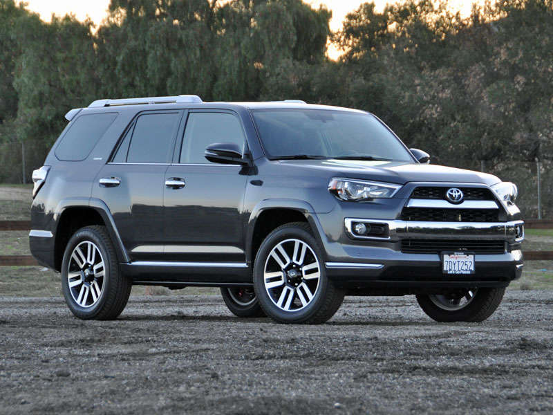 2014 toyota 4runner photo gallery. Black Bedroom Furniture Sets. Home Design Ideas