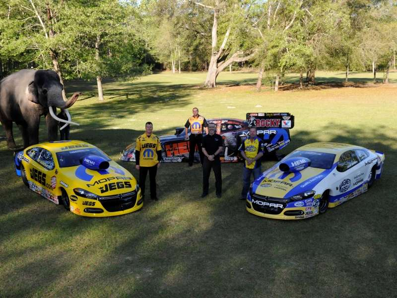 2014 Dodge Dart to Make NHRA Debut
