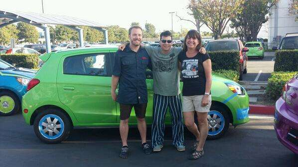 2014 Mitsubishi Mirage Tops 74 MPG in Hypermiling Media Challenge