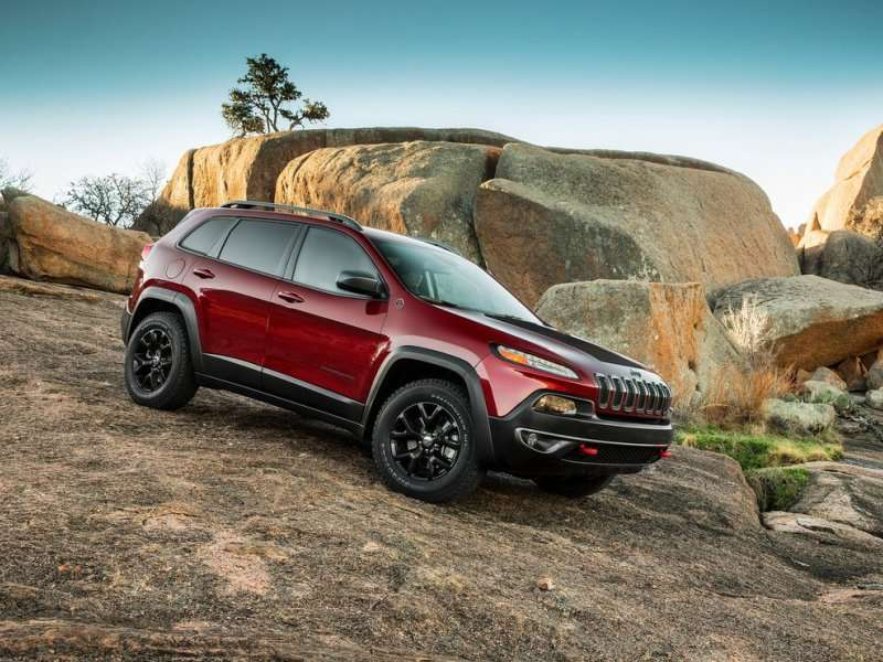 Best Small Suvs 2017 09 Jeep Cherokee