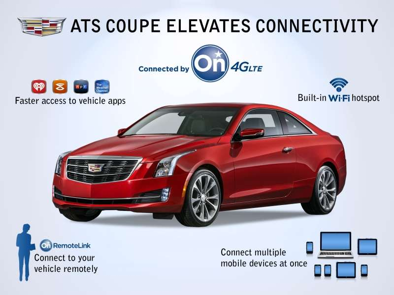 2015 Cadillac ATS Coupe to Debut Brand