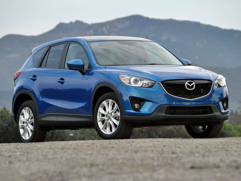 2014 Mazda CX-5 Photo Gallery