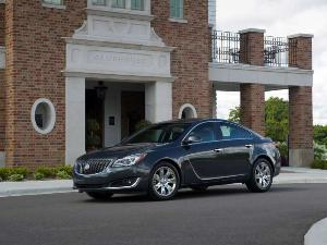 2014 Buick Regal Spearheads Tri-Shield March Madness Efforts