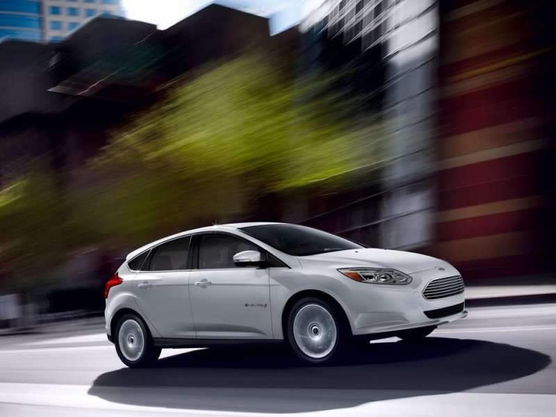 2014 Ford Focus Electric & New Car Rebates and Incentives: March 20 2014 | Autobytel.com markmcfarlin.com