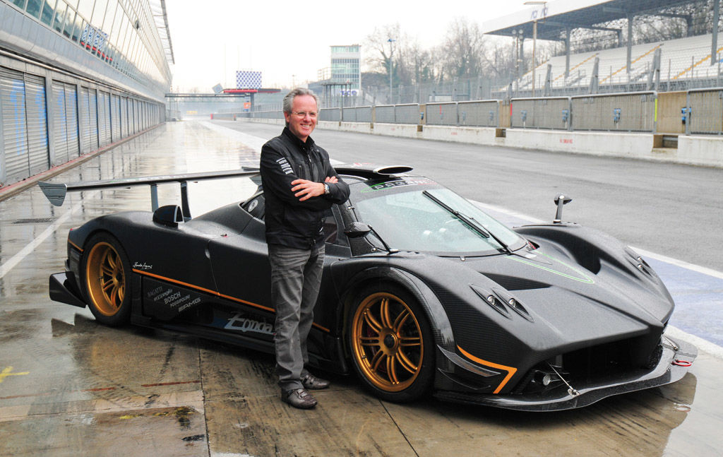 Who Is Horacio Pagani?