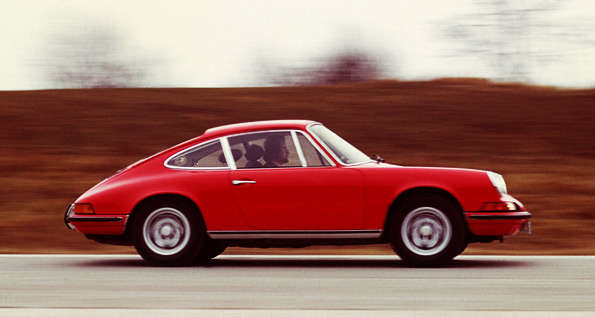 What Is Porsche Classic?