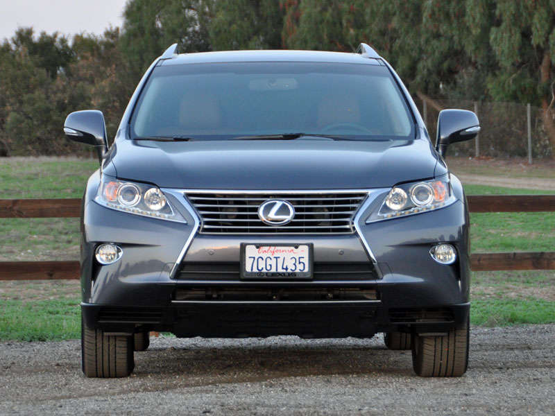 2017 Lexus Rx 350 Luxury Suv Road Test And Review