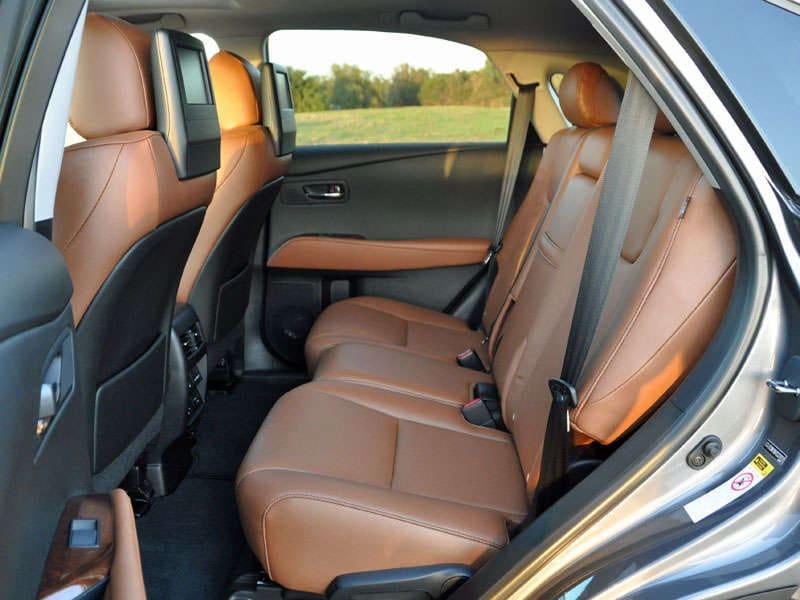 2017 lexus rx 350 saddle tan interior. Black Bedroom Furniture Sets. Home Design Ideas