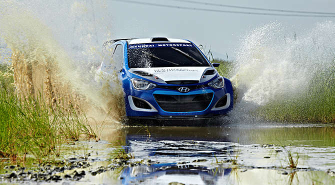 What Is The Hyundai i20 WRC?
