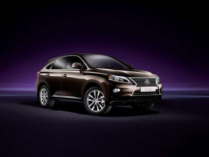 Minor Changes In Store For The 2015 Lexus RX Lineup