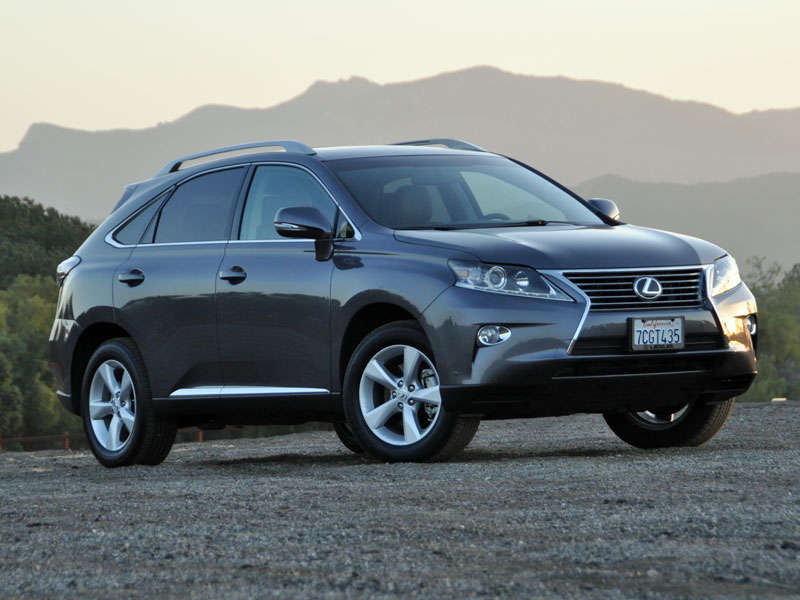 2014 Lexus RX 350 Photo Gallery