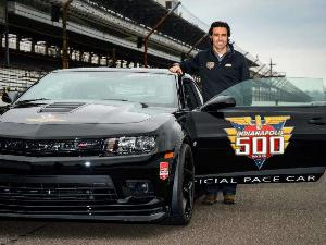 2014 Chevy Camaro Z/28 Will Set the Pace at Indy