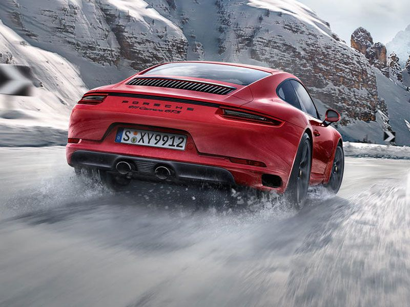 Awesome 10 Best AWD Sports Cars