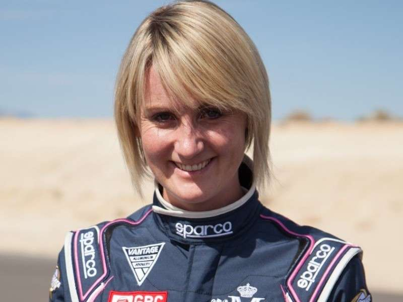 RMR Brings First Female GRC Driver to 2014 Hyundai Veloster Turbo