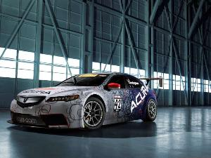 2015 Acura TLX GT Targets Starting Grid at Detroit Grand Prix