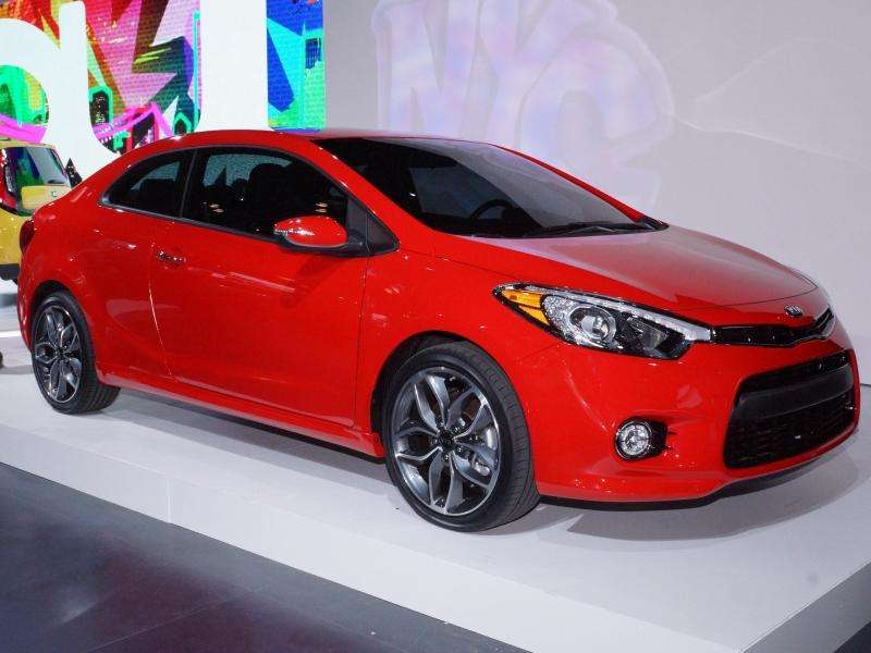 2014 kia forte koup goes turbo for 20 600. Black Bedroom Furniture Sets. Home Design Ideas