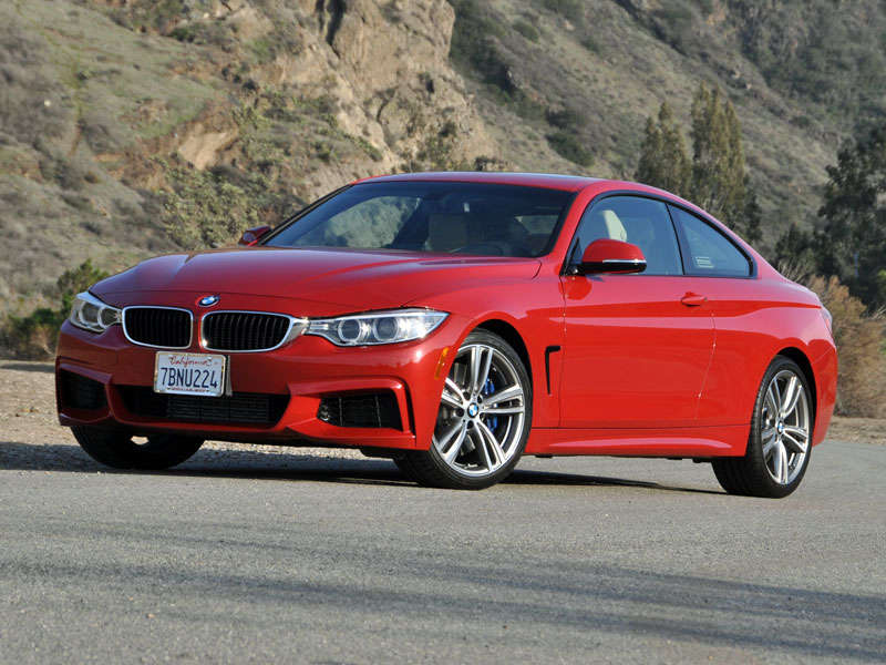 2014 bmw 435i review and quick spin. Black Bedroom Furniture Sets. Home Design Ideas