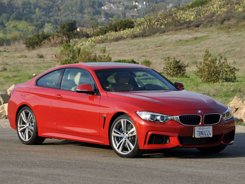 BMW I Review And Quick Spin Autobytelcom - Bmw 4351 coupe