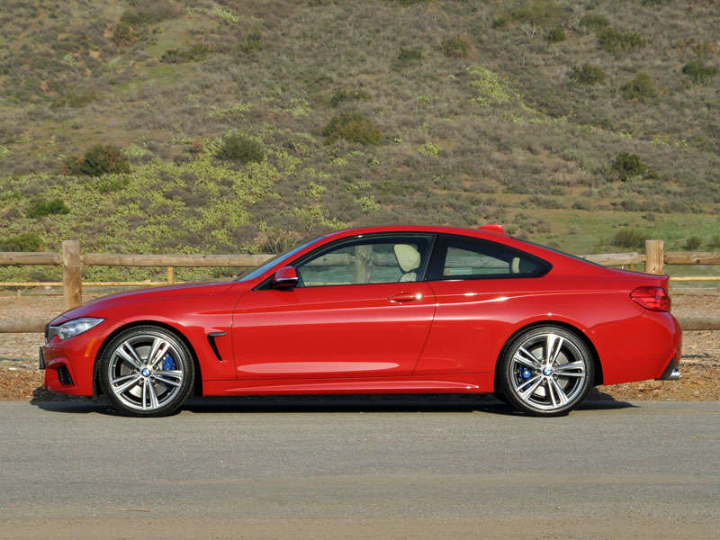 2014 BMW 435i Review and Quick Spin | Autobytel.com