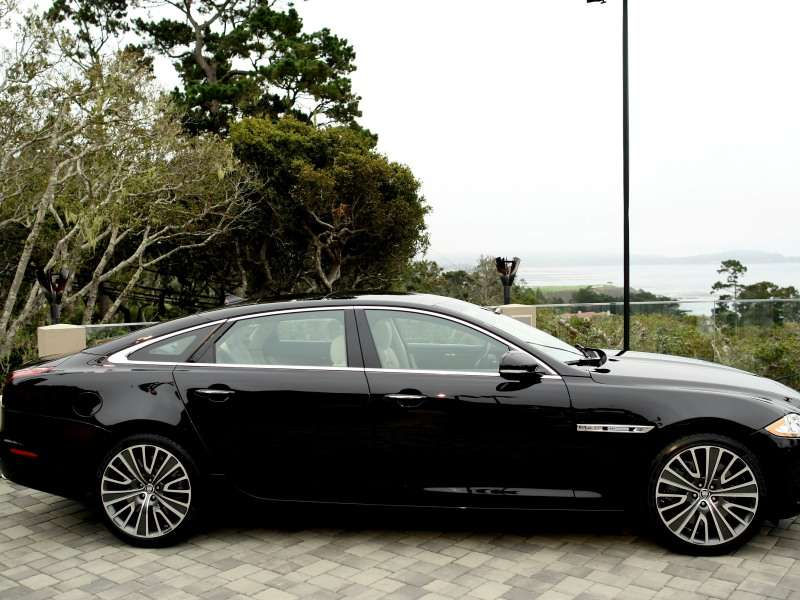 2014 Jaguar XJL Portfolio AWD Road Test And Review