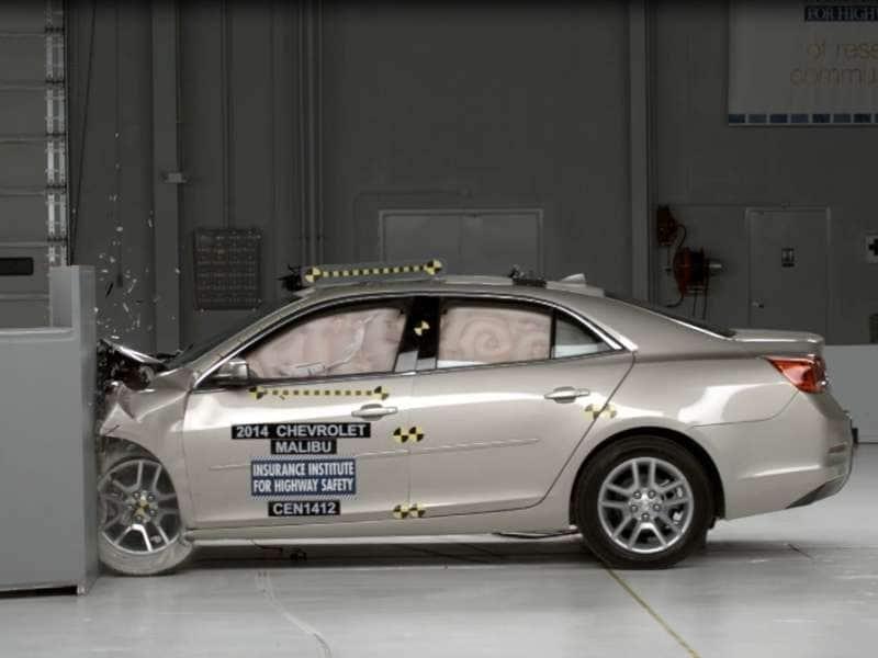 2014 Chevy Malibu Joins Top Safety Pick+ Club | Autobytel.com