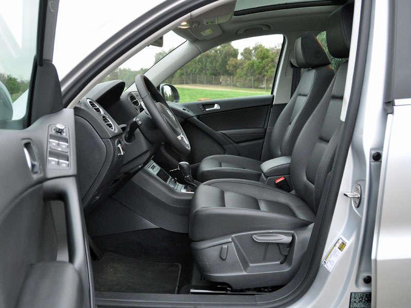 2014 Volkswagen Tiguan Review and Road Test | Autobytel.com