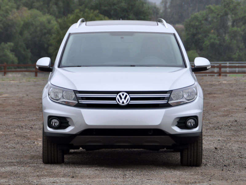 2014 Volkswagen Tiguan Review And Road Test Autobytel Com