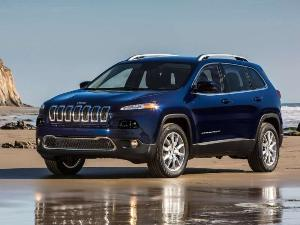2014 Jeep Cherokee Propels Brand to All-time Monthly Sales Record