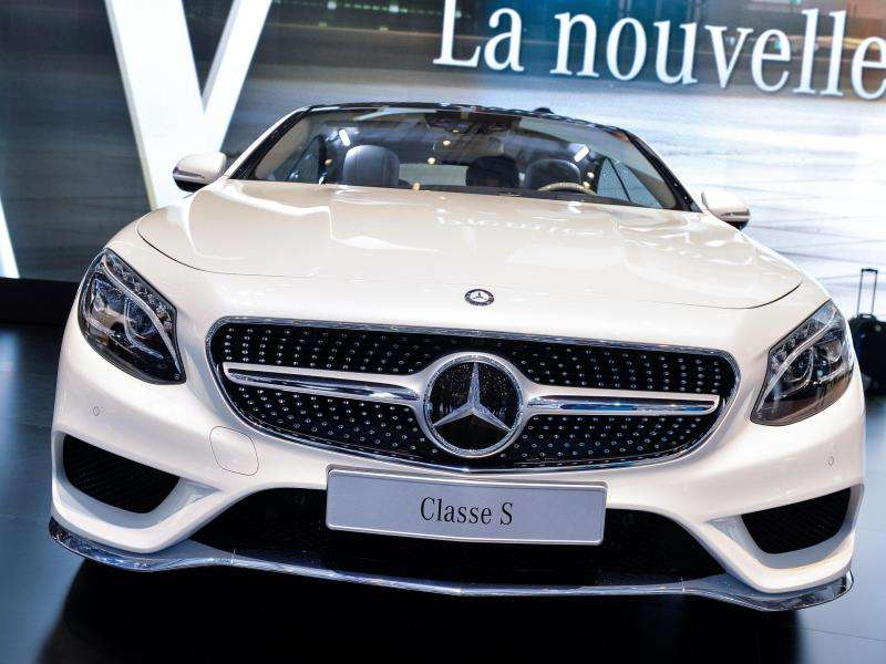 2014 Mercedes S-Class Helps Set New Q1 Sales Mark for the Brand