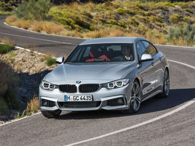 10 Things You Need To Know About The 2015 BMW 4 Series Gran Coupe