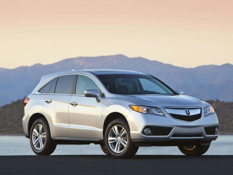 2015 Acura RDX Now on Sale at $34,895