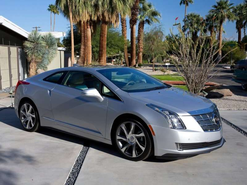 2014 Cadillac ELR Road Test And Review