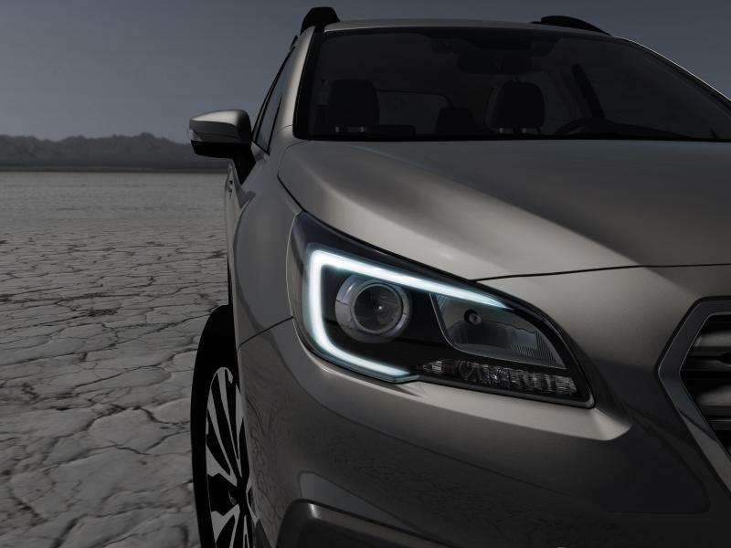 Next Subaru Outback To Debut At New York Auto Show