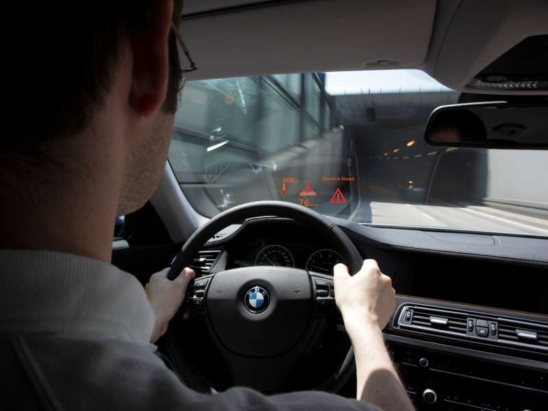 What Is BMW'S Active Blind Spot Detection? | Autobytel.com