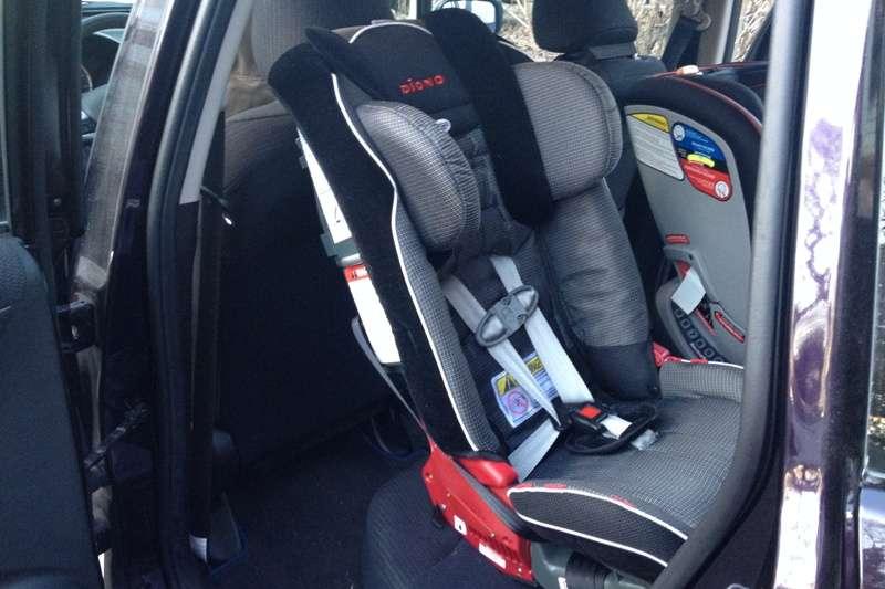 Car Seat Review Diono Radian RXT