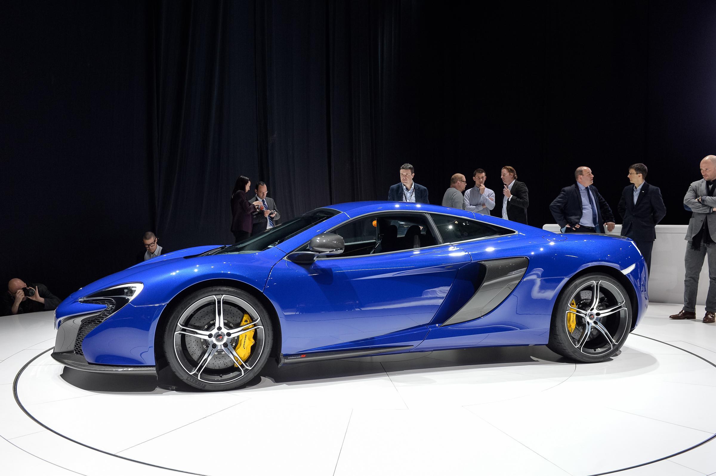 Prepare Your Checkbooks: McLaren Announces Pricing for the 650S ...