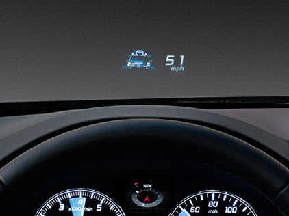 What Is The Acura Head-Up Display?