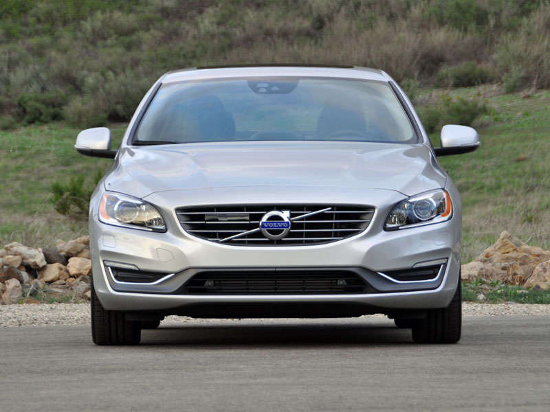 New Volvo Xc90 >> 2015 Volvo S60 Photo Gallery | Autobytel.com