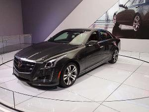 2014 Cadillac CTS Named to Automobile Mag All-Star Team