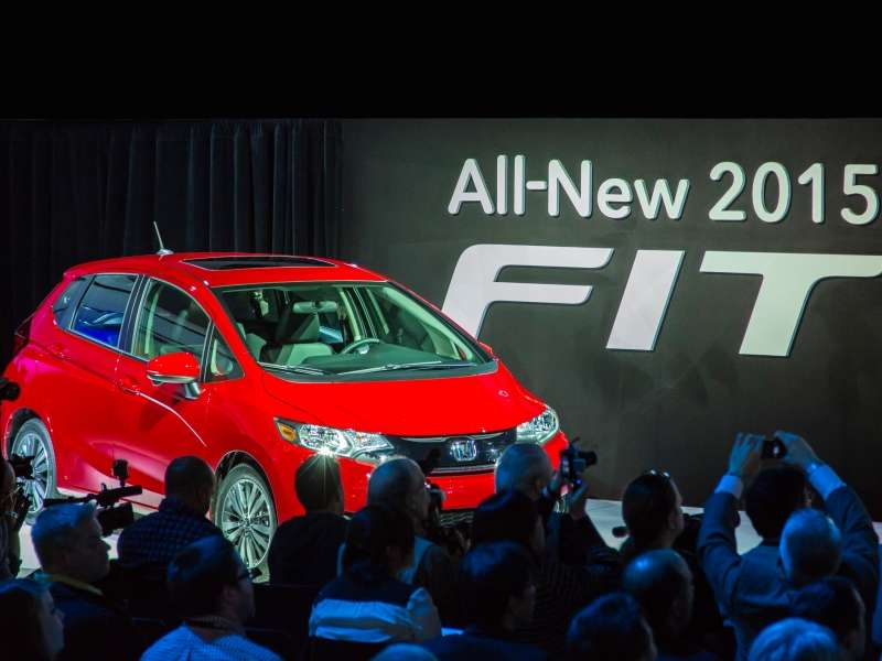 2015 Honda Fit Will Start at $15,525