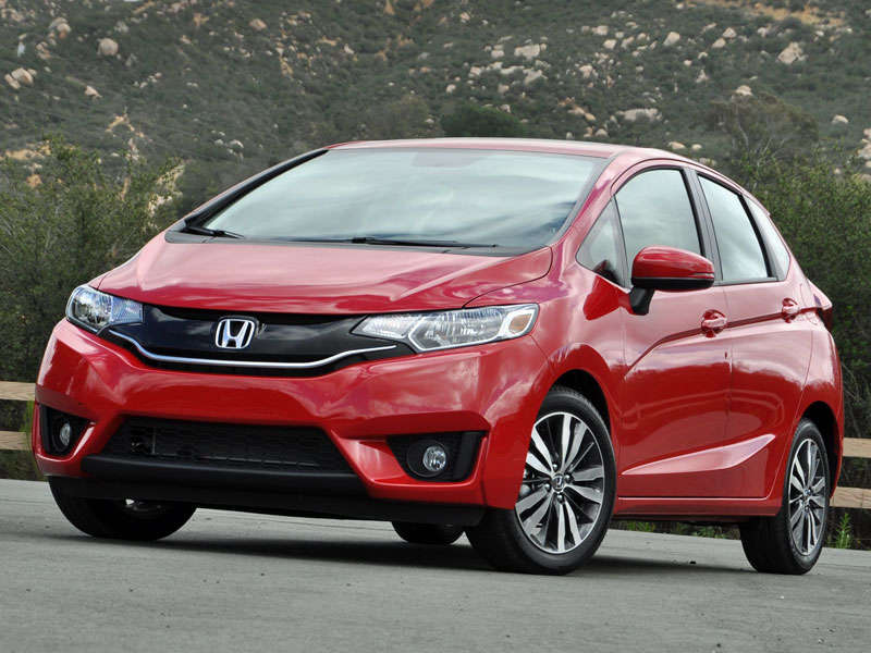 2015 Honda Fit Photo Gallery