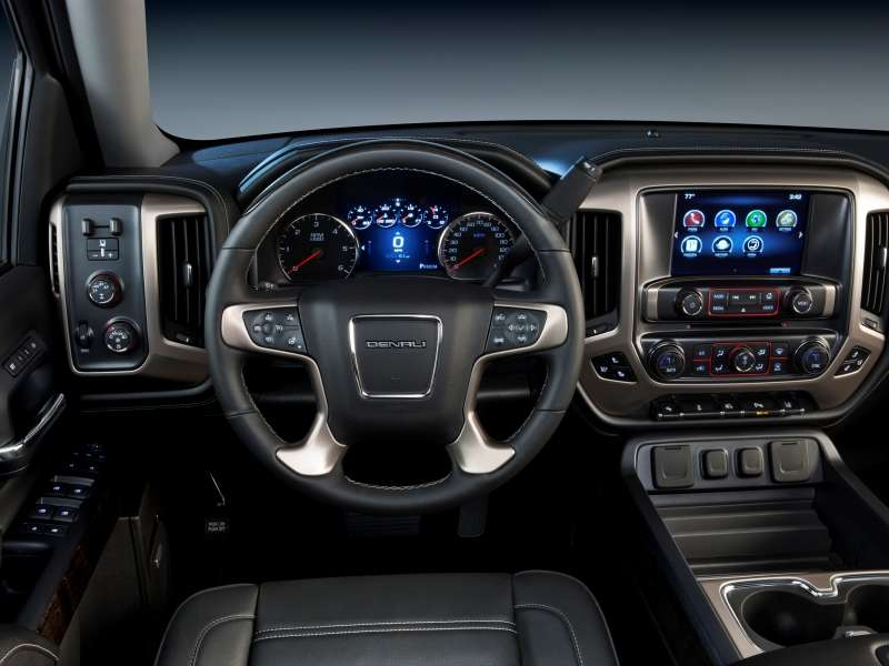 2014 Gmc Sierra Denali Earns Cabin Kudos From Ward S